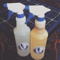 Purple Carrot's Hand-crafted, Non-toxic Cleaners